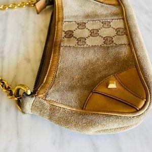 Gucci Small gold chain shoulder bag